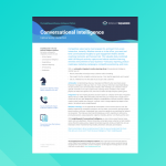 Conversational Intelligence Solution Overview